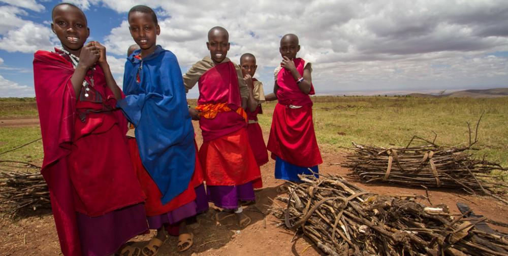 KSR Tanzania scenery