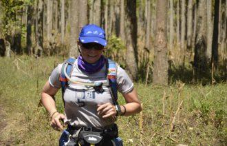 Chrissie, KSR runner 2016