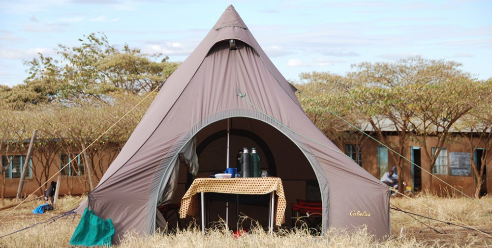 tents used on KSR