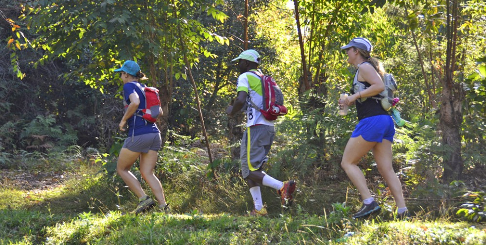 KSR 2014 group running