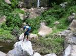 KSR 2012 Simon jumping accross the river