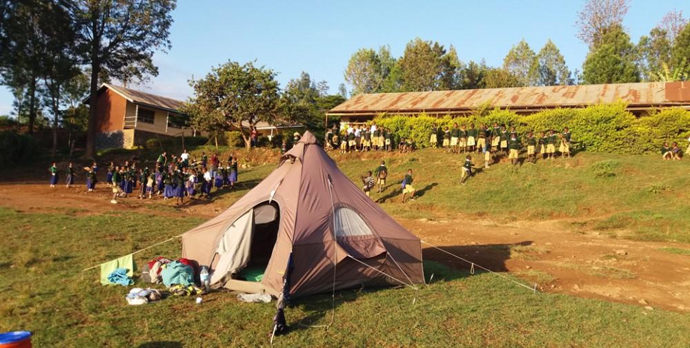 KSR 2015 camp at school