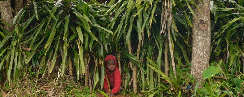 Tanzania kid